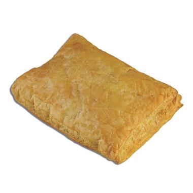 SQUARE HAM-GOUDA CHEESE PIE 50x140g.
