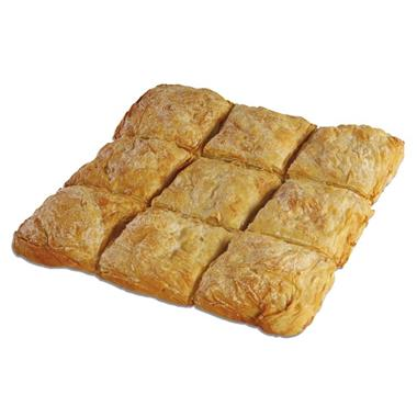 SQUARE COUNTRY PIE LEEK-VEGETARIAN 4x2,2kg