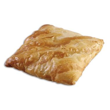 SQUARE PIE 4 CHEESES & TURKEY 50x200g.