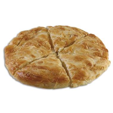 ROUND COUNTRY PIE SPINACH-MIZITHRA-FETA CHEESE 5x1,2kg.