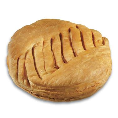 ROUND KASERI CHEESE PIE 50x180g.