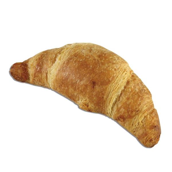 CROISSANT FILLED WITH NOUGAT CREAM 50x120g.(RTP)