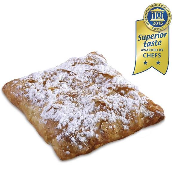 INDIVIDUAL BOUGATSA WITH CREAM 50x200g.