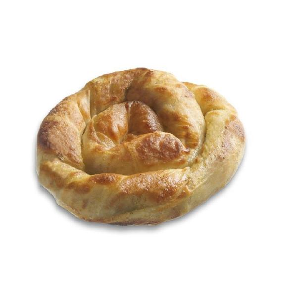 TWIRLED PIE WITH SPINACH-MIZITHRA-FETA CHEESE 50X170g.